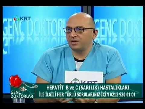 Uzm Dr Burak Uzel Prof Dr Fehmi Tabak ile Hepatitler 16 Aralık 2014
