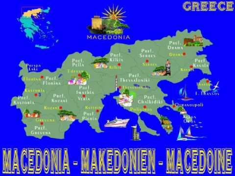 Griechische Volksmusik aus Makedonien/Mazedonien - Souleiman Aga/Σουλειμαν Αγα