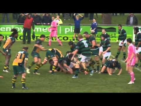 2013 Mid Canterbury v South Canterbury