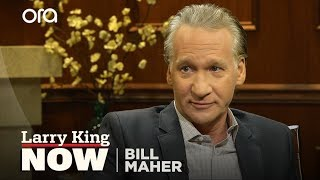 Bill Maher Talks Donald Trump, Racism, & The 47%