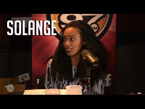 Solange talks motherhood, pulling