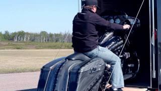 Thunder Glide Custom Street Glide Flhx Bagger By Torque