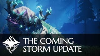 Dauntless - The Coming Storm Frissítés