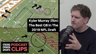 Kyler Murray Film Analysis (Best QB In The Draft)