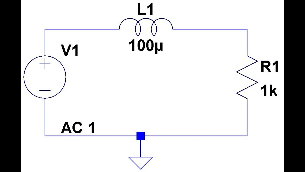 passive low pass rl filters