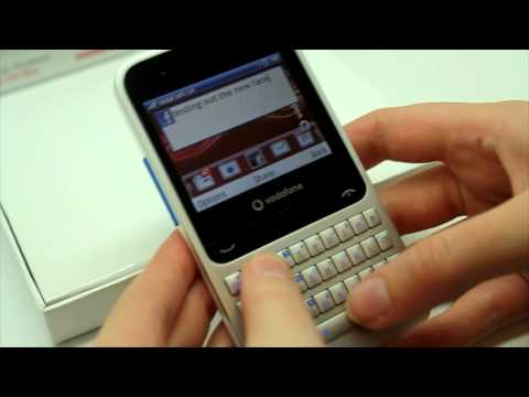 Video review of Vodafone 555 Blue