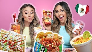 Trying Mexican Snacks   YesHipolito & Roxette Arisa