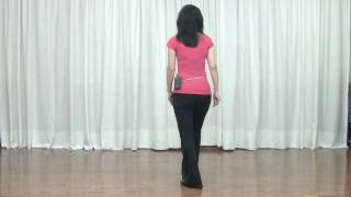 Blue Night Cha Line Dance (Dance & Teach In English