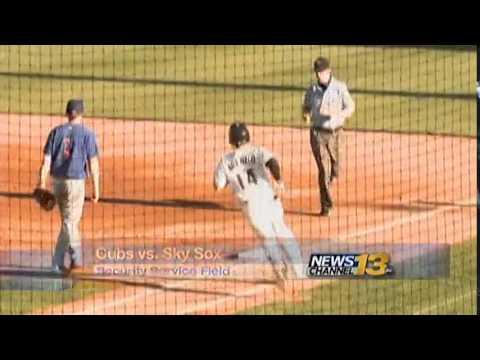 Nolan Arenado With Sky Sox