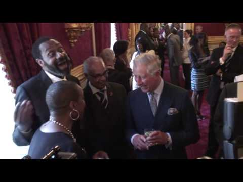 The Prince of Wales and The Duchess of Cornwall host a reception for British-Caribbean communities