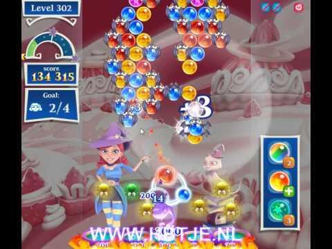 Bubble Witch Saga 2 level 302