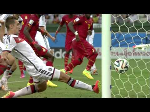 Clip TyC Sports Mundial 2014 Alemania - Ghana