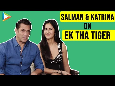 Salman Khan and Katrina Kaif Bollywood Hungama Exclusive Interview - Part 1
