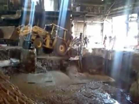 Rompedor hidraulico