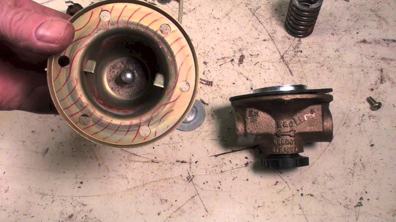 how the boiler pressure reducing valve works youtube. Black Bedroom Furniture Sets. Home Design Ideas