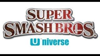 Super Smash Bros. 4 Character Roster