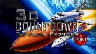 NASAFLIX 3D IN SPACE MOVIE