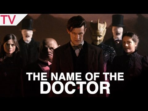 Geek TV: 'The Name of The Doctor' review