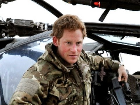 Prince Harry ending role as helicopter pilot