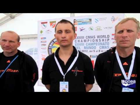 Mondiale Vigo 2012 Ukraina Team (english)