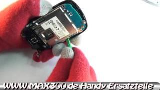 Reparaturanleitung-Samsung-GT-S5570 Galaxy Mini Display