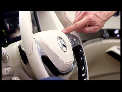 NEW Mercedes-Benz S-Class 2014 - INFOTAINMENT  | AutoMotoTV