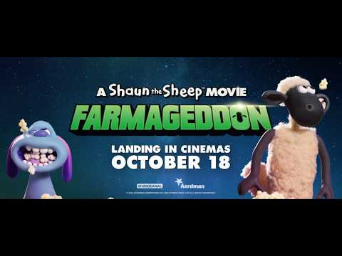 A SHAUN THE SHEEP MOVIE: FARMAGEDDON - Arrival TV Spot