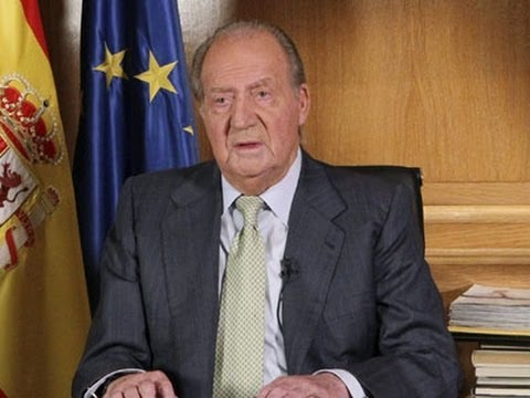 Spain King Abdicates for 'New Generation' Son