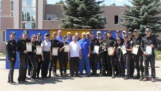 У ХНУВС відбулося нагородження переможців «Змагань патрулів»