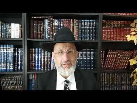 Nos sages racontent n°118 Savoir recevoir. Richard Azar Chalom pour la protection de nos soldats.