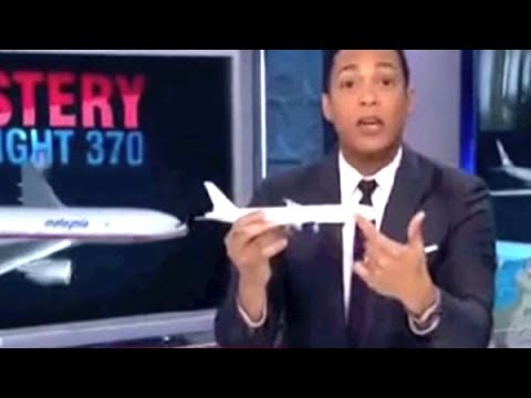 CNN's Missing Flight 370 Coverage In One AMAZING Fact