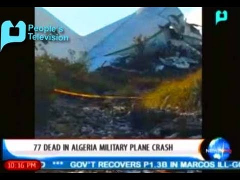 [NewsLife] One Global Village: 77 dead in Algeria plane crash || Feb. 12, 2014