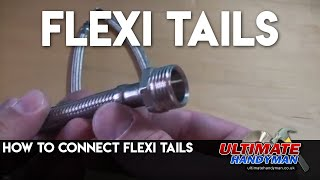 How to connect flexi tails