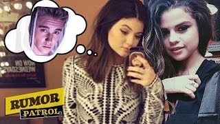 Selena Gomez Catches Kylie SEXTING Justin Bieber! Lindsay