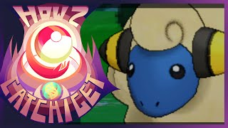 How & Where To Catch/get Mareep In Pokemon X And Y
