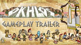 Okhlos - Gameplay Trailer