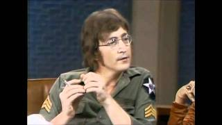 Dick Cavett: John Lennon Introduces Imagine, 1971