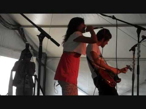 Bomba Estereo - Fuego @ Levis Fader Fort, Austin 2010 HD.wmv