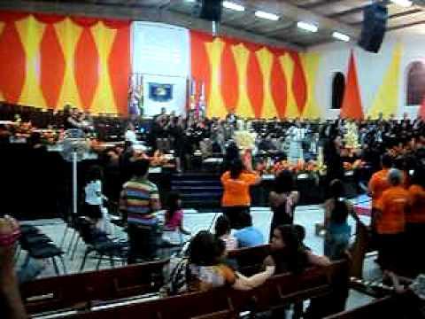 CIBE - PB 2011 (Grande Coral + Alice Maciel) Mulheres de fé