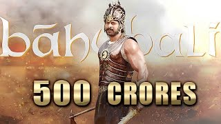 Baahubali Enters 500 Cr. Club | Breaks PK's Record
