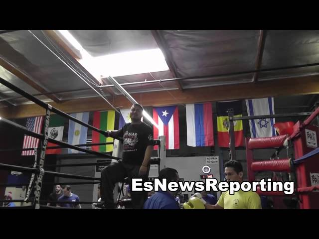 are you watching the winter olympics EsNews Boxing