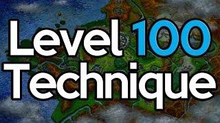 Pokemon XY Level 100 Training Method