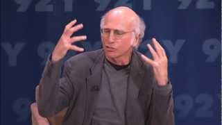 Larry David: The Horror of Social Intercourse