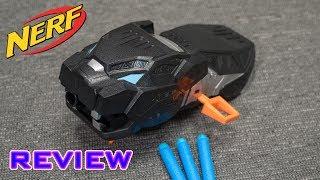 [REVIEW] Nerf Black Panther Vibranium Strike Gauntlet Blaster