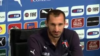 Italia, Chiellini: 'Con Balotelli non c'era niente da ricucire'