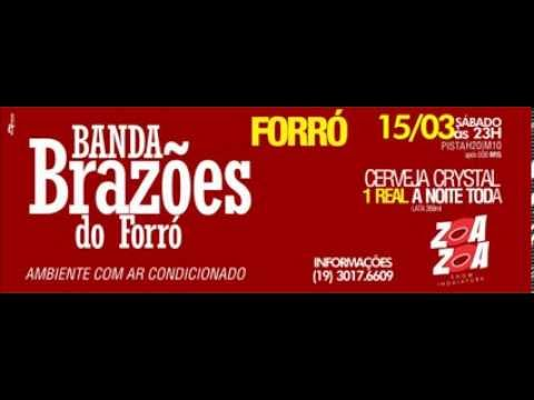 ZOA ZOA CLUB BANDA BRASÕES DO FORRÓ