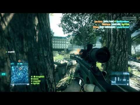 Battlefield 3 Montage -7lE4si9S46A