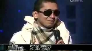 YO ME LLAMO ROMEO SANTOS BOLIVIA