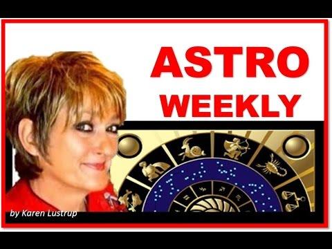 Weekly Horoscope 6th - 13th November  Astrology  - Election Week!
