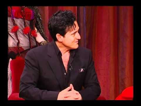 Carlos Marin (Il Divo) en Toni Rovira y Tú